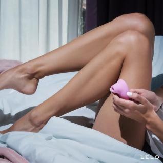 LELO SONA Massager mit Schallwellen Pink, Wasserdichtes, aufladbares und pulsierendes Stimulierungsspielzeug für Frauen - Vorschau 5