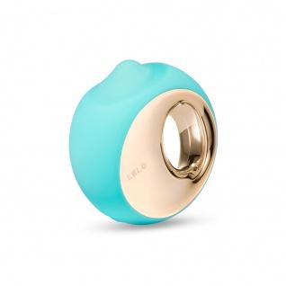 LELO ORA 3 Massager zur Oralbefriedigung Aqua, Sinnlicher Intimstimulator für Frauen