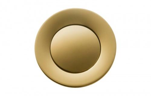 Corsan Freistehende Badewanne E-322L 160 cm Acryl mit Überlauf (Gold) - Vorschau 5