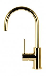 Küchenarmatur Corsan CMB7522GL Lugo GOLD