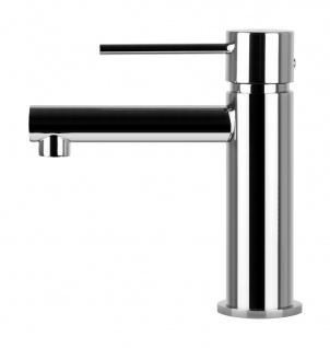 Corsan Einhebelmischer Mischbatterie Waschbecken Hoch Wasserhahn Badarmatur Waschbecken-Armatur CORSAN CMB7511CH