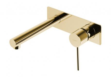 Unterputz Waschtischarmatur Corsan CMB7515GL Lugo Gold