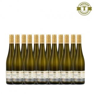Weißwein Nahe Riesling Weingut Roland Mees Kreuznacher Paradies feinherb (12 x 0, 75l)