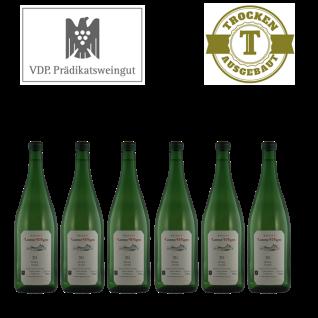 Weißwein Rheingau Weingut Lorenz Kunz VDP.GUTSWEIN Riesling trocken (6x1, 0l)