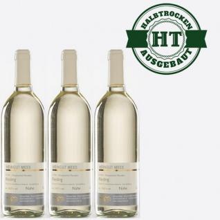 Weißwein Nahe Weingut Roland Mees halbtrocken Kreuznacher Paradies halbtrocken (3x0, 75l)