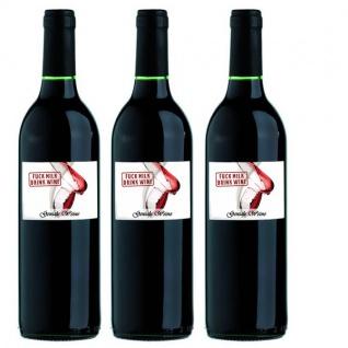 Überraschungspaket Rotwein (3 x 0, 75 l)