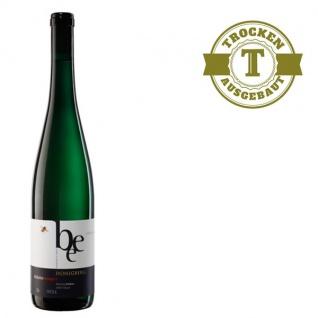 """Weißwein Mosel Riesling Weingut Timo Dienhart """" Bee"""" Kräuterwingert Honigberg Qualitätswein trocken (1 x 0, 75 L)"""