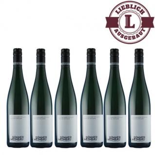 Weißwein Mosel Riesling Weingut Horst Sünner Winninger Terrassenlage halbtrocken ( 6 x 0, 75 l )