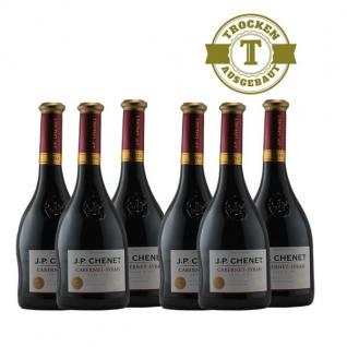 Rotwein Frankreich Cabernet-Syrah (6x0, 75l)