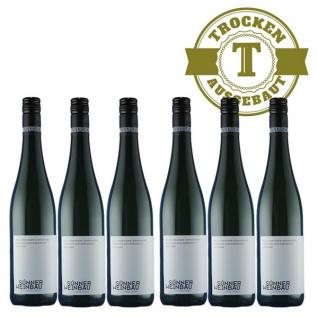 Weißwein Mosel Riesling Weingut Horst Sünner Winninger Domgarten Riesling-Hochgewächs trocken (6 x 0, 75 l)
