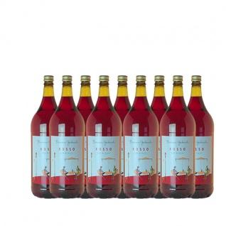 Rotwein Italien Cuvée Barone Gabrieli halbtrocken (9 x 2, 0l)