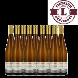 Weißwein Nahe Grauer Burgunder Weingut Roland Mees Kreuznacher Rosenberg Auslese lieblich (9 x 0, 75l)