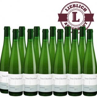 Weißwein Mosel Riesling Weingut Römerkelter Auslese lieblich (12 x 0, 75 L)