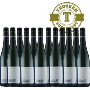 Weißwein Mosel Riesling Weingut Horst Sünner Winninger Domgarten Riesling-Hochgewächs trocken (12x 0, 75 l)