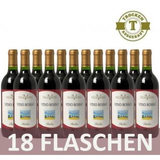 Rotwein Italien Cuvée Valmarone trocken (18 x 0, 75l) - Vorschau