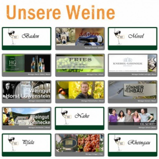 Überraschungspaket Weißwein (6 x 0, 75 l) - Vorschau 3