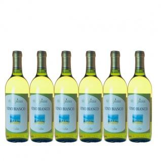 Weißwein Italien Cuvée trocken (6x0, 75l)