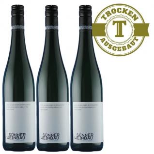 Weißwein Mosel Riesling Weingut Horst Sünner Winninger Domgarten Riesling-Hochgewächs trocken (3 x 0, 75 l)