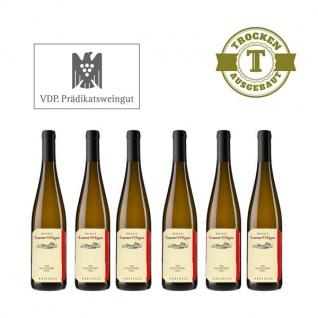Weißwein Rheingau Weingut Lorenz Kunz VDP.GUTSWEIN Riesling Classic (6x0, 75l)