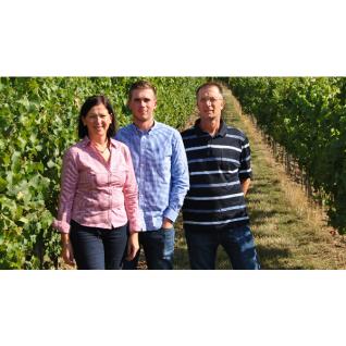 Weißwein Nahe Weingut Roland Mees Kreuznacher Rosenberg Qualitätswein halbtrocken (21 x 0, 75l) - Vorschau 2