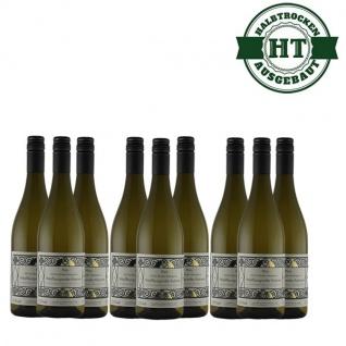 Weißwein Pfalz Weißburgunder Weingut Krieger Rhodter Rosengarten Kabinett halbtrocken (9 x 0, 75 L )