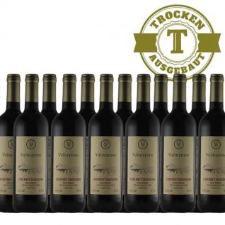Rotwein Italien Cabernet Sauvignon trocken (12 x 0, 75l)