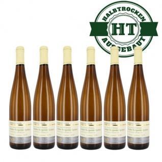 Weißwein Nahe Weißer Burgunder Weingut Roland Mees Nahe Kreuznacher Rosenberg Spätlese feinherb (6 x 0, 75l)