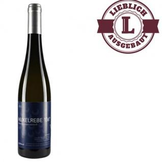 Weißwein Rheinhessen Huxelrebe Weingut Dackermann Beerenauslese 136° Süßwein (1 x 0, 5 l)