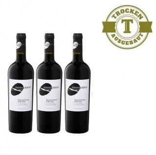 32 Treuepunkte   Rotwein Italien Montepulciano Sassopiano trocken