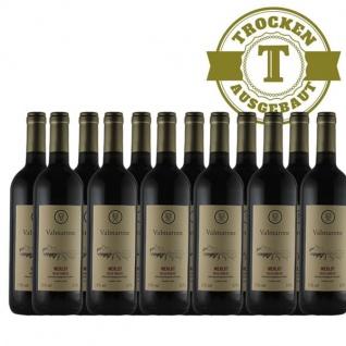 Rotwein Italien Merlot trocken (12 x 0, 75l)