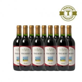 Rotwein Italien Cuvée Valmarone trocken (9 x 0, 75l)