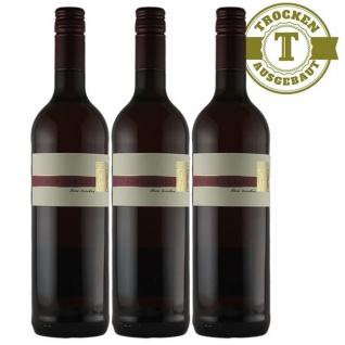 Rosé Pfalz Spätburgunder Weingut Krieger Qualitätswein trocken (3 x 0, 75l)