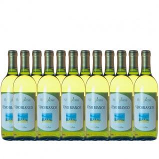 Weißwein Italien Cuvée trocken (12x0, 75l)