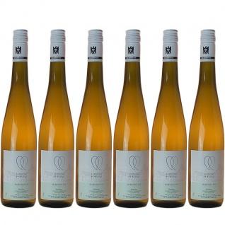 Weißwein Rheingau Riesling Weingut Lorenz Kunz Classic feinherb ( 6x0, 75l)