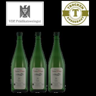 Weißwein Rheingau Weingut Lorenz Kunz VDP.GUTSWEIN Riesling trocken (3x1, 0l)