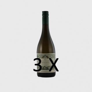 Weißwein Pfalz Riesling Weingut Krieger Rhodter Schloßberg Kabinett feinherb (3 x 0, 75l)