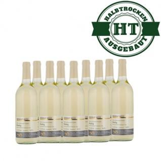 Weißwein Nahe Riesling Weingut Roland Mees Kreuznacher Paradies halbtrocken (9x0, 75l)