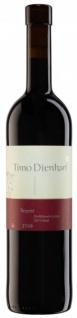 Rotwein Mosel Regent Weingut Römerkelter Qualitätswein trocken (1 x 0, 75l)