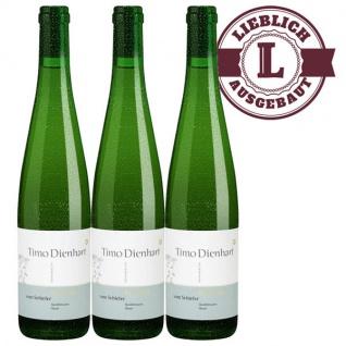 Weißwein Mosel Riesling Weingut Römerkelter Auslese lieblich (3 x 0, 75 L)