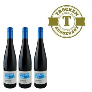 Rotwein Württemberg Lemberger Weingut Martin Schropp trocken (6x0, 75l)