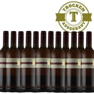Rotwein Pfalz Spätburgunder Weingut Krieger Qualitätswein trocken (12 x 0, 75l)