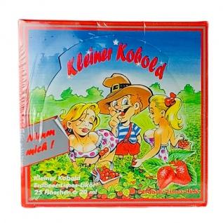 Likör Kleiner Kobold Erdbeer_Limes (25x0, 02l)