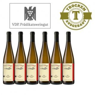 Weißwein Rheingau Weingut Lorenz Kunz VDP.GUTSWEIN Riesling trocken (6x0, 75l)