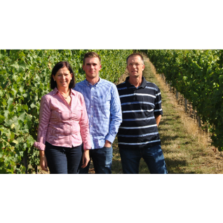 Weißwein Nahe Grauer Burgunder Weingut Roland Mees Nahe Kreuznacher Rosenberg Kabinett trocken (3 x 0, 75l) - Vorschau 2