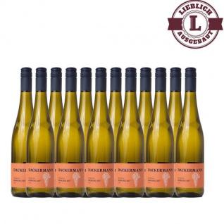 Weißwein Rheinhessen Riesling Auslese Weingut Dackermann 107° lieblich (12 x 0, 75 l)