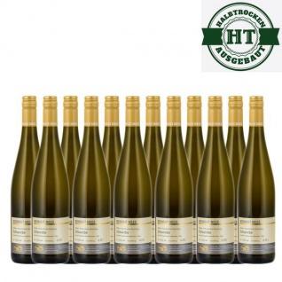 Weißwein Nahe Scheurebe Weingut Roland Mees Kreuznacher Rosenberg Qualitätswein halbtrocken (12 x 0, 75l)
