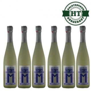 Secco Pfalz Riesling und Kerner Weingut Krieger halbtrocken (6 x 0, 75l)