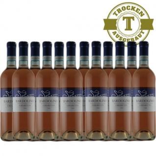 Rosé Italien Bardolino 2018 trocken (12 x 0, 75l)