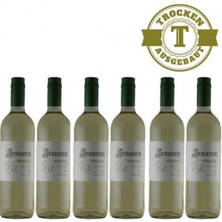 Weißwein Frankreich Vin de France trocken (6 x 0, 75l)