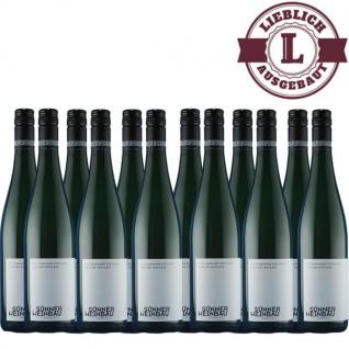 Weißwein Mosel Riesling Weingut Horst Sünner Winninger Terrassenlage halbtrocken ( 12 x 0, 75 l )